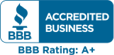 URS Agents, LLC is a Better Business Bureau (BBB) Accredited Business with an A+ Rating.